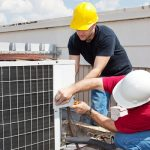 Commercial Air Conditioning Replacement in West Melbourne, Florida