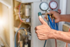 benefit from regular AC maintenance checks from professionals